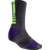 Academy - Nike Men's LeBron Elite Basketball Crew Socks