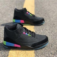DCCK Air Jordan 3 Retro SE 'Quai 54' AT9195-001