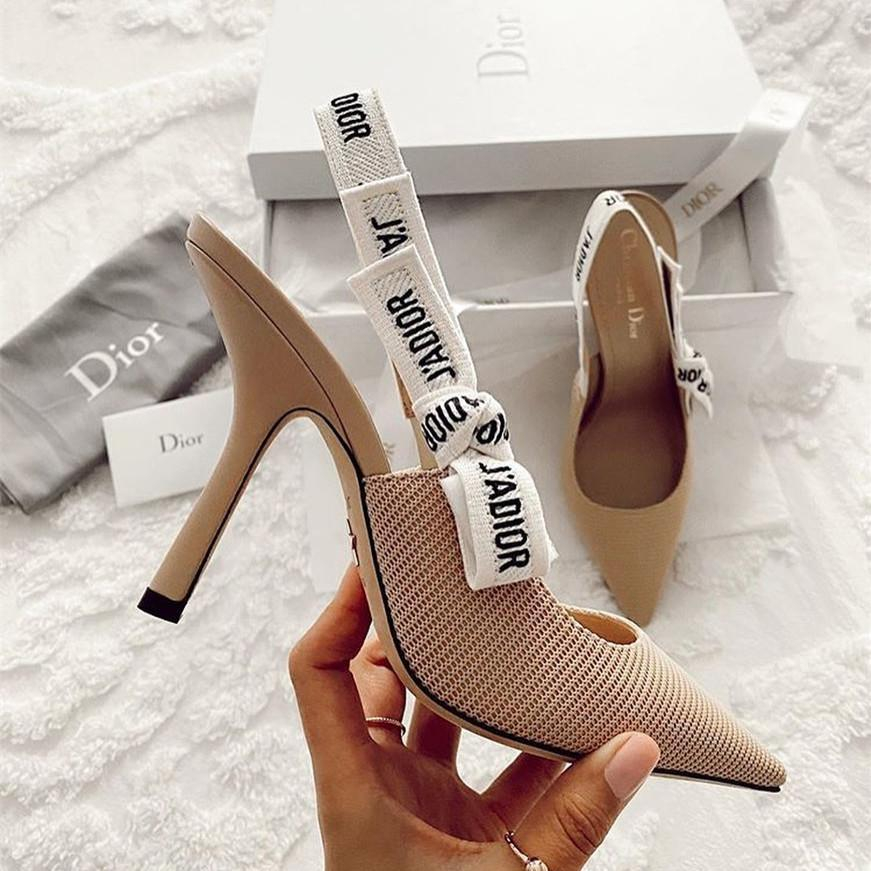 Image of DIOR High heeled shoes