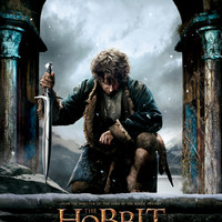 The Hobbit: The Battle of the Five Armies (2014) V014 24 X 36 Movie Poster