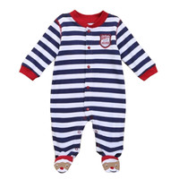 Baby Boy One-pieces Baby Pure Cotton long sleeve Bodysuit Set Lovely Dog