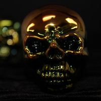 Sick Skull pipe from Brebes