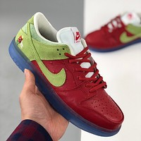 DIOR NIKE SB DUNK LOW all-match casual sports shoes