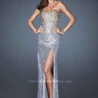 La Femme 18709 at Prom Dress Shop
