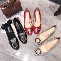 TB Tory Burch new cheap Women Leather Black red white flat heels Boots Fashion Casual Shoes Best Quality