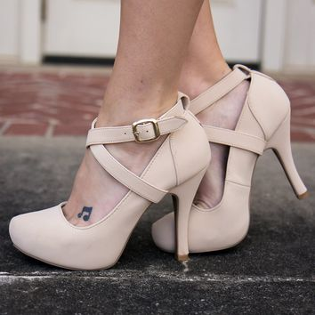 Sassy Strappy Shoes - Final Sale
