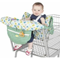 Nuby Shopping Cart and High Chair Cover - Walmart.com