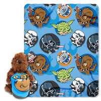 Star Wars Classic - Chewie  with Throw Combo