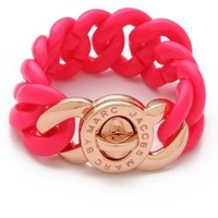 Marc by Marc Jacobs Key Items Small Candy Turnlock Bracelet | SHOPBOP