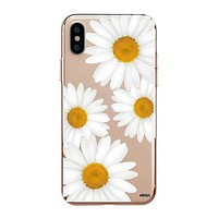 It's Daisies - Clear TPU - iPhone Case