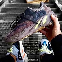 Adidas Yeezy 700 Runner Boost Trending Retro Running Sport Shoes Sneakers 2#