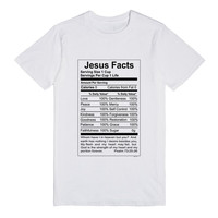 Jesus Facts Christian T-shirt