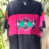 Vintage 90s Minnie Mouse Oversized tee shirt!