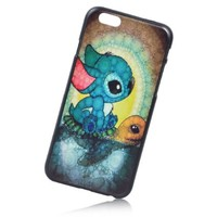 """Sinuote Painting Pattern Hard Back Case Cover Skin For iPhone 6 4.7"""" (Pattern:#22)"""