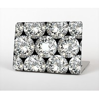 "The Diamond Pattern Skin Set for the Apple MacBook Pro 13"" with Retina Display"