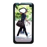 One Direction Harry Styles Hello HTC One M7 Case