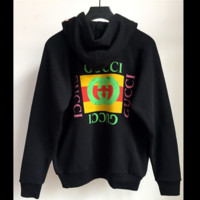 Fashion GUCCI cardigan sweater zipper Hoodies