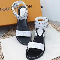 LV Louis Vuitton  Fashion Women Sandals Shoes