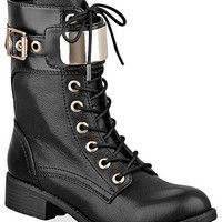 GUESS Women's Ludlie Booties