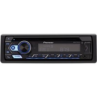 Pioneer DEH-S4200BT Single-DIN In-Dash CD Player with Bluetooth(R)