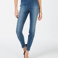 INC International Concepts I.N.C. Pull-On Skinny Jeans, Created for Macy's Women - Jeans - Macy's