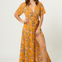 Faith of a Mustard Seed Maxi Dress