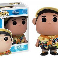 Funko Pop Disney: Up - Russell Vinyl Figure