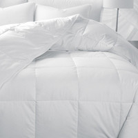 1500 Collection Twin Hungarian Goose Down Alternative Comforter