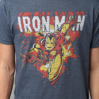 Junk Food Iron Man Tee - Urban Outfitters