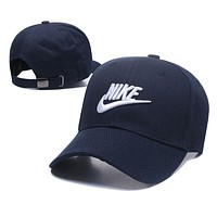 NIKE Fashion Snapbacks Cap Women Men nike  Sports Sun Hat Baseball Cap Q_1481979175
