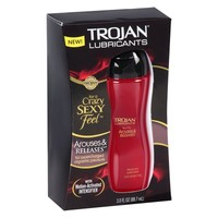 Trojan Arouses and Releases Lubricant 3 oz