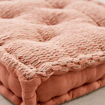 Knit Floor Pillow   Urban Outfitters