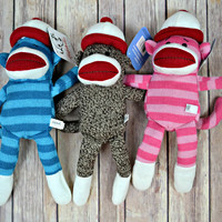 BENTLEY'S CORNER: Sock Monkey