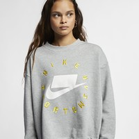 Nike Sportswear NSW Women's French Terry Crew. Nike.com