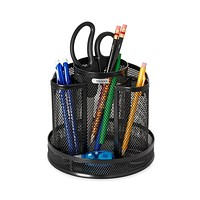 Spinning Desk Pencil Pen Holder Organizer Sorter