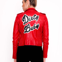 Dirty Baby Moto Jacket
