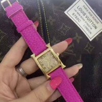 Hermes Women Fashion Quartz Movement Watch Wristwatch
