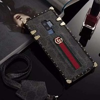 GUCCI Fashion Samsung Phone Cover Case For Galaxy S9 S9puls