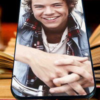 One Direction Harry Styles Bandana art - phone case for iphone 4/4s,5,5s,5c,6. ipod touch 4,5. samsung galaxy s3,s4,s5