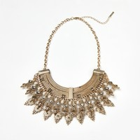 Collier massif boho