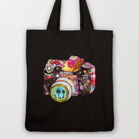Picture This Tote Bag by Bianca Green | Society6