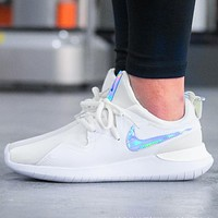 Nike women's shoes 2019 spring new TESSEN cushioning breathable sports running shoes