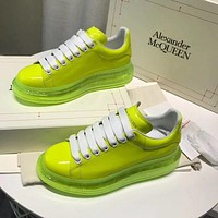 Alexander Mcqueen Oversized Sneakers With Air Cushion Sole Reference #17