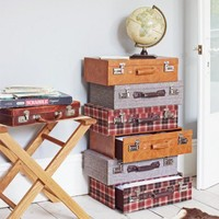 Highland 6 Drawer Suitcase Dresser