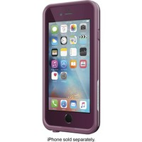 LifeProof - FRE Case for Apple® iPhone® 6 and 6s - Purple