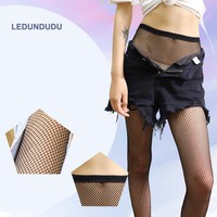 2017 Fashion Women Tight Anime Suicide Squad Harley Quinn Cosplay Fishing net Tights Lady Hollow Sexy Summer Pantyhose