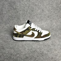 Nike Dunk SB Low PRO IW Camo Women/Men Sport Shoes Casual Sneakers