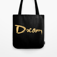 Dream Tote Bag by All Is One