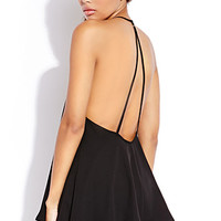 Standout Caged Back Top