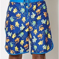 Character Pokemon Board Shorts - Spencer's